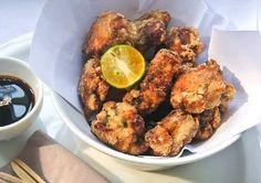 Crispy Chicken Nori Patties