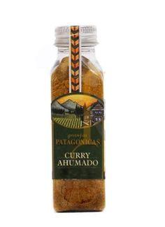 Curry ahumado, de la Patagonia
