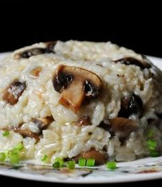 Recipe for Flavorful and Healthy Brown Rice Mushroom Pilaf