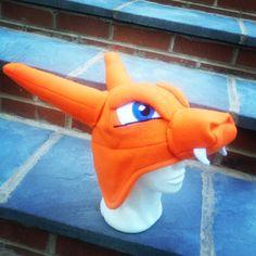 Pokemon fleece hat by KurtabraHats on Etsy, £27.00