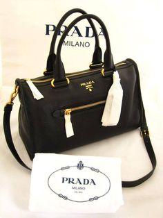 Prada Bag... I'm drooling