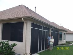 New screened patio, Best way to enjoy your patio and be bug free. coolscreenstexas@hotmail.com