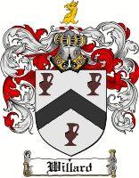 Willard Coat of Arms / Willard Family Crest