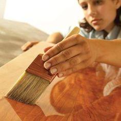 Wood Finishing Tips