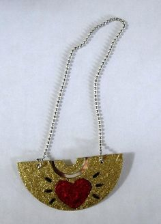 Happy Valentine's Day CD Pendant | The Art Annex