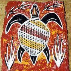 Aboriginal art tattoo!