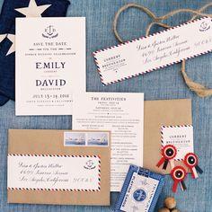 Red, white, and blue invites? We got 'em!