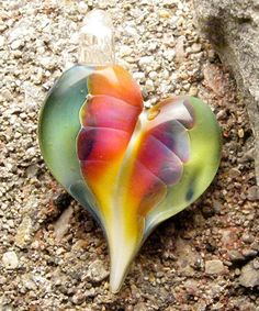 beautiful blown glass
