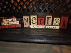 Christmas---Gah, I really need a house so I can make all of these crafts and have a place to put them!