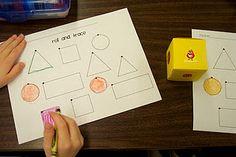 classroom idea, teach math, kinderdi, color, preschool stuff