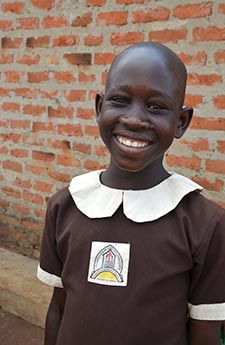 Grace and the Lord's Resistance Army: Meet Grace. She's purely one big, bright smile. But when we hear her story, we learn her smile is a gift. One she was not always able to create.