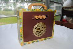 Cigar-box amplifier