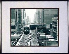 El train Chicago