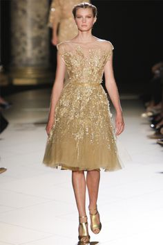 Elie Saab - Haute Couture Fall Winter 2012-13 - Shows - Vogue.it