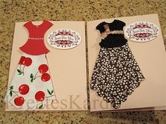 stamp, craft, dress, card