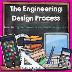 Freebie! The Engineering Design Process
