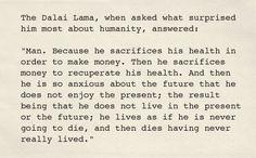 Read and Heed this Dalai Lama Quote