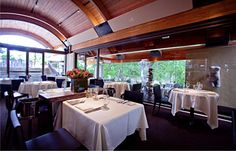 * Michelin 2012 - étoile - Napa Valley's Only Fine Dining Restaurant Within a Winery #chandon #michelin
