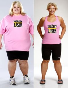 Ashley Johnston from the Biggest Loser