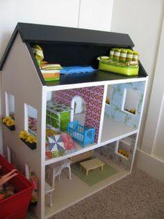 Cheap-aholic: Barbie House