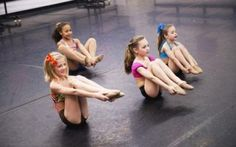 Reality TV shows with very ambitious mom at famous NY dance studio