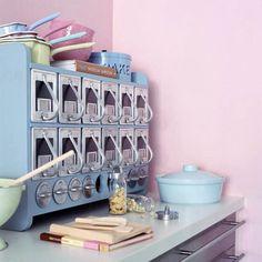 vintage kitchen charm