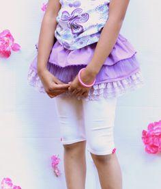 Ruffled Skirt Sewing Tutorial