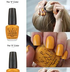 OPI'S THE 'IT' COLOUR