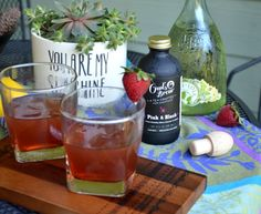 Brew Tea Cocktail |