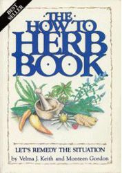 The How To Herb Book