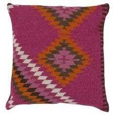 patchwork pillow inspiration cotton, cleaning, magenta, plush, colors, linens, india, popsugar, pillows
