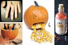 Halloween DIY Roundup aka 7 Halloween Projects to Die For