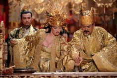 Curse of the Golden Flower, omg the tension