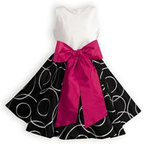 Party Swing Girls Party Dress 7 - 16. Made in USA.