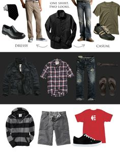 what to wear senior boy | Senior Clothing Ideas - Boys