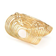 Look what I found at UncommonGoods: modernist circles cuff... for $180 #uncommongoods