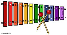Letter X = Xylophone. We played sit dancing with the instruments. The kids could dance to the music but they had to sit down once Mr. Steve hit the xylophone!