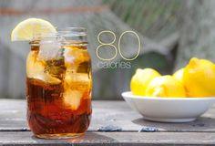 10 Skinny cocktails: Sweet Tea Vodka and low cal Lemonade.. Adult Arnold Palmer