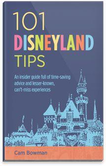 101 Disneyland Tips book giveaway!