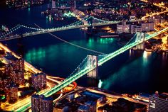 Brooklyn Bridge, New York - USA.