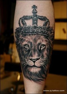 Lion King #lion #tattoo