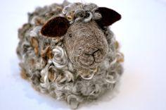 Needle Felted animal Sheep