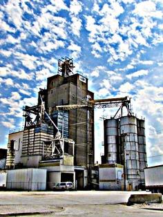 Cargill feed operation, west bottoms, Kansas City KS.