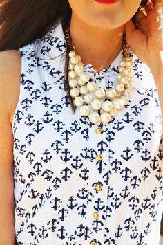 Classy Girls Wear Pearls: Garden & Gun Party