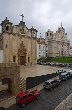 Museu Nacional de Machado de Castro, Coimbra, Portugal by Dmitry Shakin, via Flickr