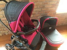 Spotlight Product Review: Peg Perego Book Pop Up Stroller - Baby Gizmo Blog