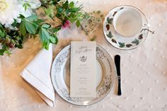 Formal high tea  |  The Frosted Petticoat Blog