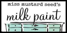 Milk Paint - love