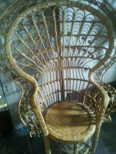 my new chair for my bohemian bedroom. gonna paint it fun colors!!!