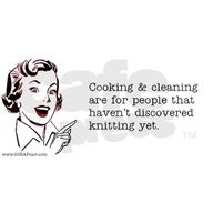 For #knitters